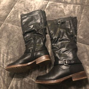 Shoes - Mid calf boot